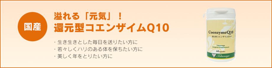 還元型コエンザイムQ10