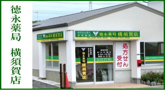 徳永薬局 横須賀店